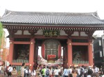 Kaminarimon Gate @ Senso-ji Temple
